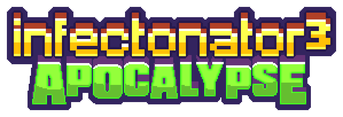 Infectonator 3 Logo